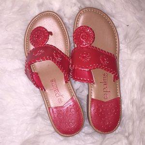 Shoes - Palms Sandals 6.5